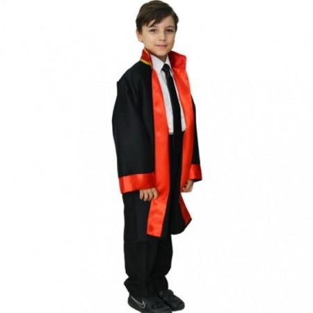 Hakim & Yargıç Cübbesi- Çocuk Kostümü