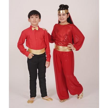 Anadolu Ateşi Erkek Çocuk Kostümü