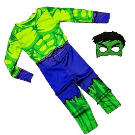 Pijamaskeliler Hulk Çocuk Kostümü