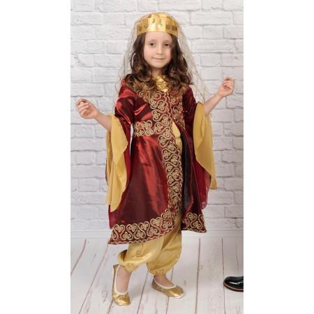 Bindallı Kız Kostümü